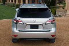 2013 Lexus RX 350 exterior