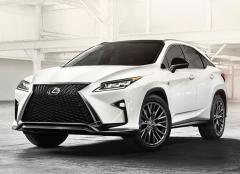 2016 Lexus RX 350 Photo 3