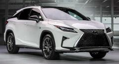 2016 Lexus RX 350 Photo 5
