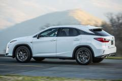 2016 Lexus RX 350 Photo 6
