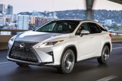 2016 Lexus RX 350 Photo 7