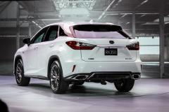 2016 Lexus RX 350 Photo 8