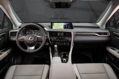 2016 Lexus RX 350 interior