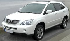 2008 Lexus RX 400h Photo 1