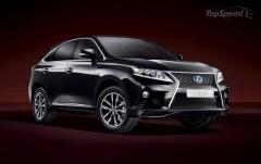 2013 Lexus RX 450h Photo 1