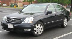 2007 Lexus SC 430 Photo 1