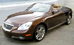 2008 Lexus SC 430 Photo 1