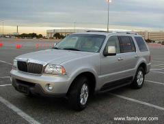 2004 Lincoln Aviator Photo 1