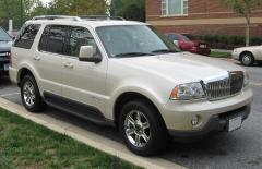 2005 Lincoln Aviator Photo 1