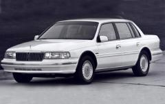 1991 Lincoln Continental exterior