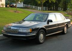 1994 Lincoln Continental Photo 1