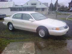 1996 Lincoln Continental Photo 1