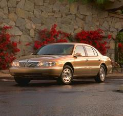 1998 Lincoln Continental Photo 1