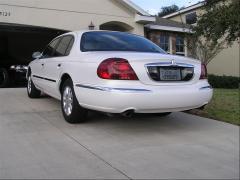 1999 Lincoln Continental Photo 5