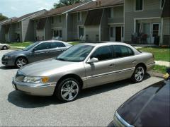 1999 Lincoln Continental Photo 6