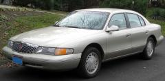 2001 Lincoln Continental Photo 1