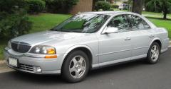 2002 Lincoln LS Photo 2