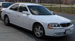 2002 Lincoln LS Photo 3