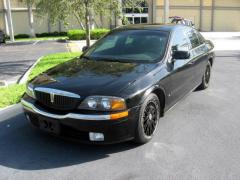 2002 Lincoln LS Photo 4