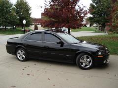 2002 Lincoln LS Photo 5
