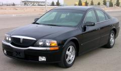 2002 Lincoln LS Photo 6