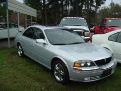 2002 Lincoln LS Photo 7