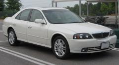 2003 Lincoln LS Photo 1