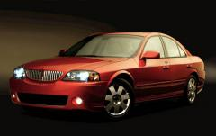 2004 Lincoln LS Photo 1