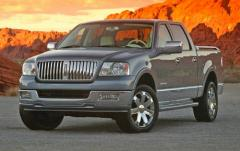 2006 Lincoln Mark LT Photo 1