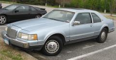 1991 Lincoln Mark VII Photo 1