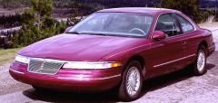 1993 Lincoln Mark VIII Photo 1