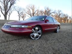 1994 Lincoln Mark VIII Photo 3