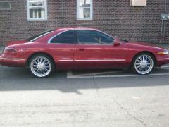 1995 Lincoln Mark VIII Photo 2