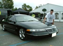 1995 Lincoln Mark VIII Photo 8
