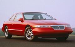 1995 Lincoln Mark VIII exterior