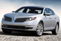 2016 Lincoln MKS exterior
