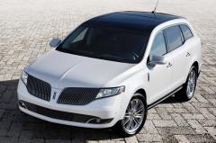 2016 Lincoln MKT exterior