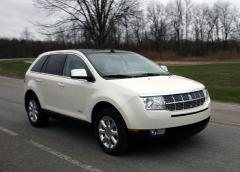 2007 Lincoln MKX Photo 1
