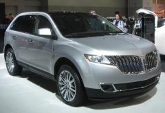 2010 Lincoln MKX Photo 1