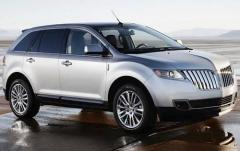 2011 Lincoln MKX exterior