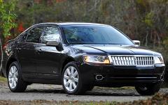 2008 Lincoln MKZ Photo 1