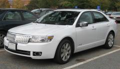 2009 Lincoln MKZ Photo 1