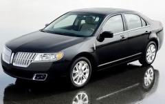 2010 Lincoln MKZ exterior