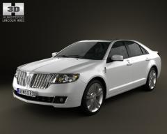 2012 Lincoln MKZ Photo 1