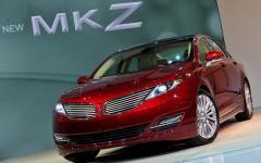 2015 Lincoln MKZ Photo 7