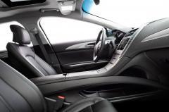 2015 Lincoln MKZ interior