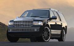 2008 Lincoln Navigator L Photo 1