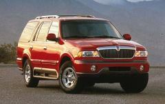 1998 Lincoln Navigator exterior