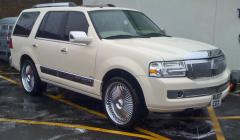 2008 Lincoln Navigator Photo 1