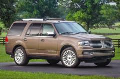 2017 Lincoln Navigator exterior
